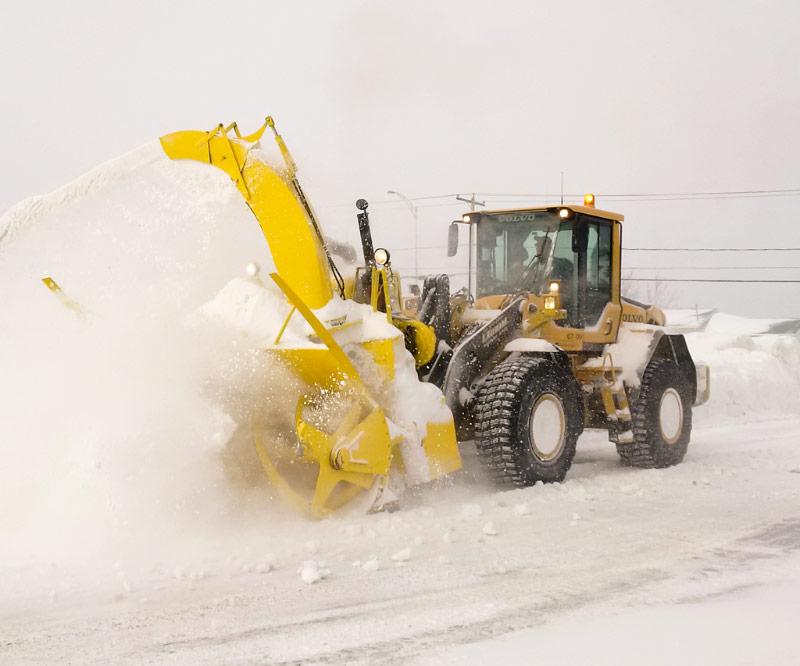souffleur a neige